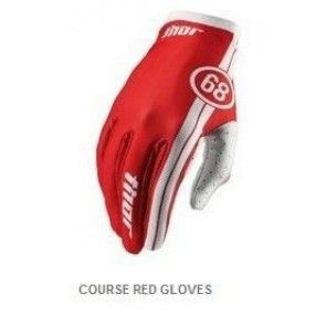 Thor Void S6 Handschuhe Course Red
