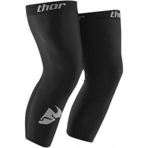 Thor Comp Knee Sleeve Knieschützer-Socken Schwarz