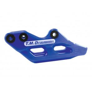 TMD Teflon Kettenführung SX Blau Yamaha YZ, YZF 125, 250, 450 2007-