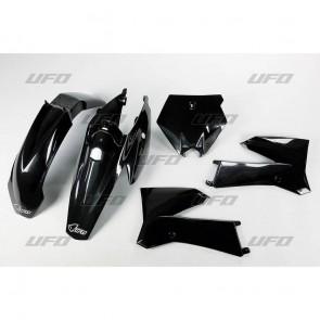 UFO KTM Plastiksatz SX 85 2011-2012 Schwarz