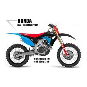 UFO Plastik Kit LTD Honda CRF 250 2018- / 450 2017-2019