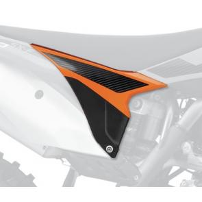Polisport Luftfilterkastenabdeckung KTM Orange/Schwarz