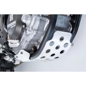 Works Connection Aluminium Motorschutz KTM SXF 250,350 2019- / Husqvarna FC 250, 350 2019-