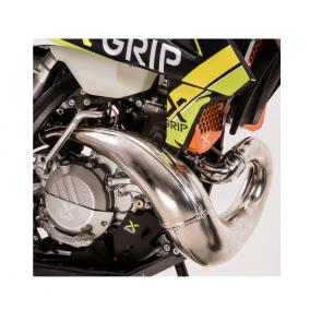 X-Grip Auspuff Krümmer KTM SX 250 2017-2018 / EXC TPI 2017-2019