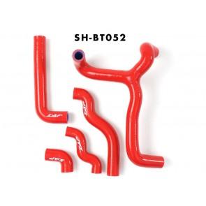 Kühlerschläuche Silikon Rot Beta RR 350/390/430/480 EFI