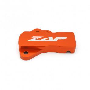 Zap Aluminium TPS Schutz Orange für Einspritzung KTM TPI 150, 250, 300 Husqvarna TE, GasGas