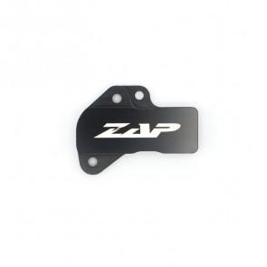 Zap Aluminium TPS Schutz Schwarz für Einspritzung KTM TPI 150, 250, 300 Husqvarna TE, GasGas