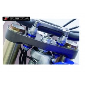 Zeta Aluminium Rubber Killer Kawasaki KXF 250 2015- KXF 450 2012-
